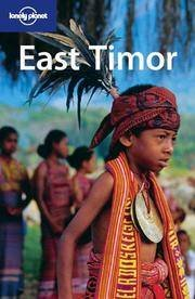 Lonely Planet East Timor 1.