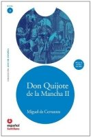 Don Quijote de la Mancha, II + CD MP3 (Leer En Espanol Nivel 3)
