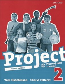 PROJECT the Third Edition 2 WORKBOOK with CD-ROM (SLOVENSKÁ verze)