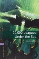 Oxford Bookworms Library New Edition 4 Twenty Thousand Leagues Under the Sea with Audio CD Pack