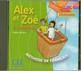 ALEX ET ZOE 3 CD INDIVIDUELLE
