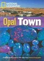 FOOTPRINT READERS LIBRARY Level 1900 - OPAL TOWN + MultiDVD Pack