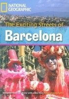 FOOTPRINT READERS LIBRARY Level 2600 - THE EXCITING STREETS OF BARCELONA + MultiDVD Pack