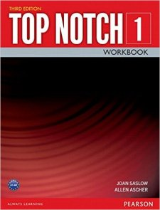 Top NotchT hird Edition 1 Workbook