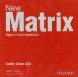 NEW MATRIX UPPER INTERMEDIATE CLASS AUDIO CDs /2/