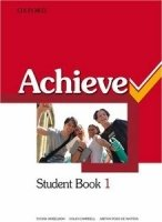 ACHIEVE 1 STUDENT´S PACK (Student´s Book, Workbook, Skills Book)