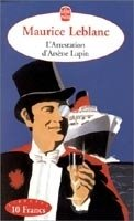 ARRESTATION D´ARSENE LUPIN