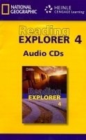 READING EXPLORER 4 CLASS AUDIO CD