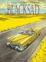 BD Blacksad T5 Amarillo