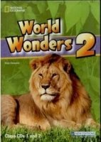 WORLD WONDERS 2 CLASS AUDIO CD