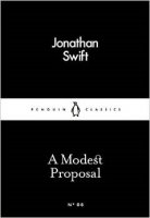A Modest Proposal (Little Black Classics)