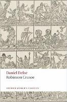 ROBINSON CRUSOE (Oxford World´s Classics New Edition)