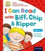 I Can Read with Biff, Chip and Kipper Pack
