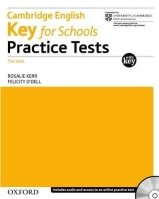 CAMBRIDGE ENGLISH: KEY FOR SCHOOLS PRACTICE TESTS WITH KEY + AUDIO CD PACK
