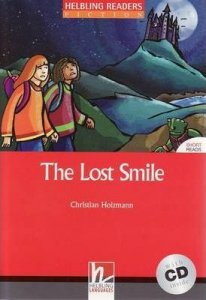 HELBLING READERS FICTION LEVEL 3 RED LINE - THE LOST SMILE + AUDIO CD PACK