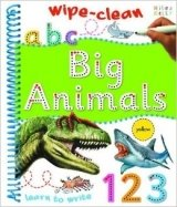 Big Animals (Learn to Write, Wipe Clean)