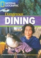 FOOTPRINT READERS LIBRARY Level 1300 - DANGEROUS DINING + MultiDVD Pack