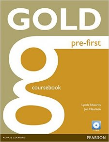 Gold Pre-First Coursebook and Active Book Pack