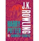 Harry Potter and the Chamber of Secrets Adult Cover PB