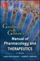 Goodman and Gilman Manual of Pharmacology and Therapeutics 2nd Ed.