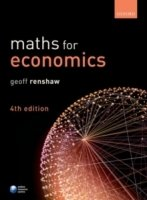 Maths for Economics, 4th rev ed.
