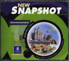 New Snapshot: Elementary Level - Audio Class Cds 1-3