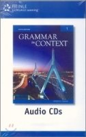 GRAMMAR IN CONTEXT 5th Edition 1 AUDIO CD