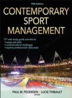 Contemporary Sport Management, 5th ed.
