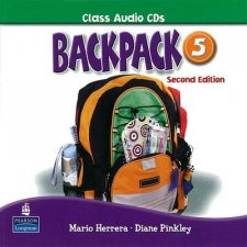 Backpack, 2nd Ed. 5 Class CD - 2nd Revised edition