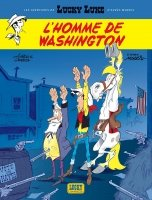 BD Lucky Luke T3 - L´homme de Washington