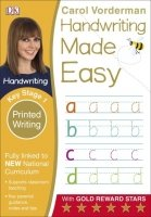Handwriting Made Easy Printed Writing (Key Stage 1)