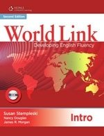 WORLD LINK Second Edition INTRO STUDENT´S BOOK WITH CD-ROM PACK