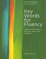 KEY WORDS FOR FLUENCY LEVEL PRE-INTERMEDIATE