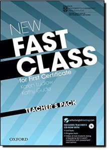 FAST CLASS New Edition TEACHER´S PACK (Teacher´s Book + CD-ROM)
