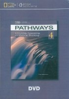 PATHWAYS LISTENING, SPEAKING AND CRITICAL THINKING 4 DVD