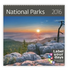 Kal. National Parks LP09-16