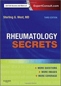 Rheumatology Secrets, 3th ed.