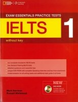 Exam Essentials Practice Tests - IELTS 1 without Key with DVD-ROM