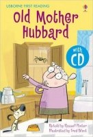 Usborne First Reading Level 1: Old Mother Hubbard + CD
