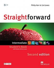 Straightforward 2nd Edition Intermediate Student's Book + Webcode