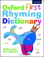 Oxford First Rhyming Dictionary
