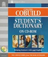 COLLINS COBUILD STUDENT´S DICTIONARY on CD-ROM
