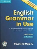 English Grammar in Use 4th Edition with answers + CD-ROM