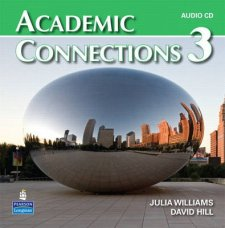 Academic Connections 3 Audio CD