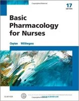 Basic Pharmacology for Nurses, 17th Ed.