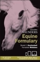 Saunders Equine Formulary 2nd Ed.