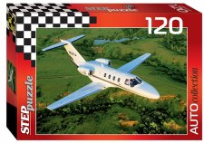 Puzzle 120 Auto Collection - Jet