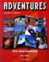 ADVENTURES PRE-INTERMEDIATE STUDENT´S BOOK