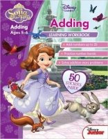 Sofia the First - Adding, Ages 5-6 (Disney Learning)