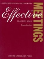 EFFECTIVE MEETINGS TEACHER´S BOOK
